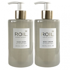 HAND WASH & BODY CREAM