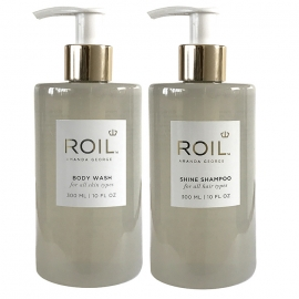 BODY WASH & SHINE SHAMPOO